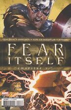 FEAR ITSELF N°3 Marvel France Panini COMICS
