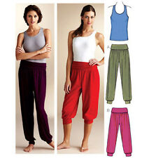 NEW | Kwik Sew Misses Sewing Pattern 3835 Top & Pants | Trousers | FREE SHIPPING