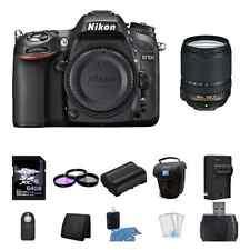 Nikon D7100 DSLR Camera w/18-140mm Lens 64GB Professional Kit