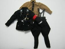 INPT 1/6 Toy WWII German Generals Obergruppenfuhrer uniform for action figures