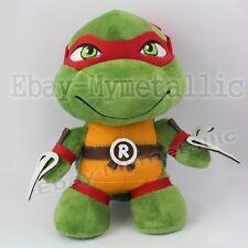 """Teenage Mutant Ninja Turtles Raphael 20cm/8"""" Soft Plush Stuffed Doll Toy #4"""
