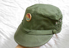 LARGE SIZE Peak Cap_ Jungle Ops VC _ Viet Cong Hat vietnam war