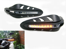 LED Hand guards Integrated Indicators For Honda FMX650 C700 NC750 Crosstourer