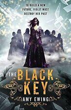 La città SOLITARIO 3: la chiave di nero, Amy Ewing