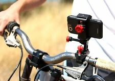 Velocity Clip Handlebar Mount for Smartphones. Record POV Videos. Android iPhone