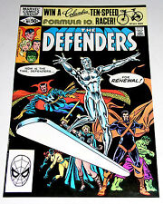 DEFENDERS #101  - BRONZE AGE MARVEL - SILVER SURFER COVER  / NEW RECRUIT STORY