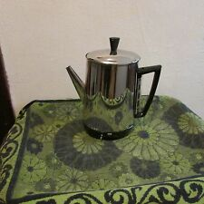 EXCELLENT VINTAGE GENERAL ELECTRIC COFFEE MAKER/ PERCOLATOR # 71P33,