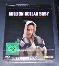 MILLION DOLLER BABY  MIT CLINT EASTWOOD STEELBOOK COLLECTION BLU RAY  NEU & OVP