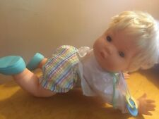 Vintage 1988 OOPSIE DAISY Baby Doll Crawling