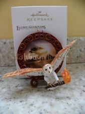 Hallmark 2010 Legend of the Guardians Owl Christmas Ornament