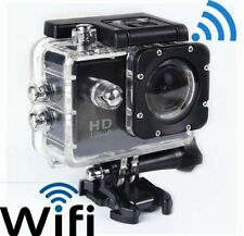 New HD 1080P WIFI SJ4000 Action Sports Car Cam Camera DVR Camcorder Waterproof