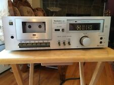 "TECHNICS  M 11    STEREO  CASSETTE DECK  ""UNTESTED"""