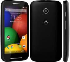 "Motorola Moto E - (XT1527) Black - New, Unlocked - Smart Phone, 4.5"" Android 5.0"