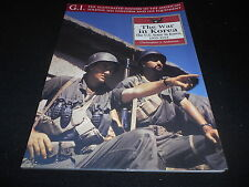 G.I. SERIES 23 THE WAR IN KOREA BY GREENHILL PUBLISHING