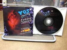 Y95 Canada Rock Future Classics CD Total Stranger CERAFIM Bigger Than A Breadbox