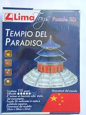 LIMA TOYS  -   PUZZLE 3D  -   CW168-8 TEMPIO DEL PARADISO