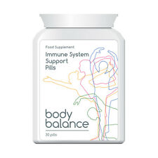 BODY BALANCE IMMUNE SYSTEM SUPPORT PILL CLINICALLY PROVEN GET FIT HEALTHY FAST