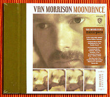 VAN MORRISON - MOONDANCE   Super Deluxe  4CD / 1Blu-Ray  2013 Edition SEALED