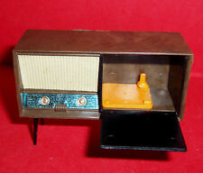VINTAGE DOLLS HOUSE TRIANG SPOT-ON RADIOGRAM