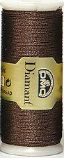 Dmc Diamant Hilo No. d898 Bronce 35 Metros Carrete-libre UK franqueo y embalaje