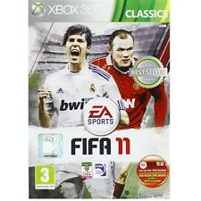 EA Sports Fifa 11 Classics Game For Xbox 360 X360 UK NEW & SEALED