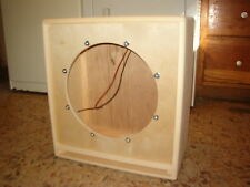 "TRM 1x15 guitar extension cabinet ""U.S. Tone Marshall"". Ported 115 for project."