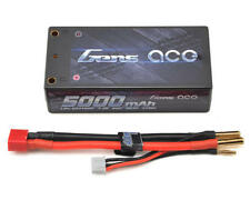 Gens Ace 5000mah 2s 7.4 Shorty LiPo Battery 60C TURNIGY NANO ORION PROTEK REEDY