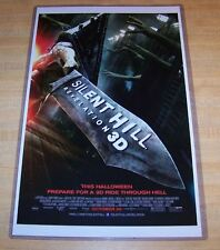 Silent Hill Revelation 3D 11X17 Movie Poster Pyramid Head