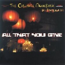Cinematic Orchestra, Fontella Ba, All That You Give, Excellent Single