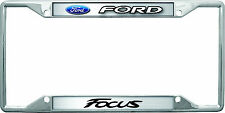 New Ford Focus License Plate Frame