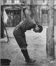 Photo.  WW1.  Germany.  Brutal Torture of POW