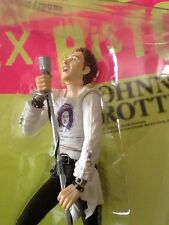 COLLECTIBLE MEDICOM JOHNNY ROTTEN SEX PISTOLS  FIGURE DOLL IN ORIGINAL PACKAGING