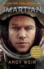 The Martian by Andy Weir (2015, Paperback, Movie Tie-In)