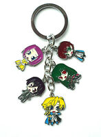"Code Geass ""Chibi Macots"" Key Chain"