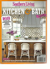 SOUTHERN LIVING, KITCHEN & BATH IDEAS, SPECIAL COLLECTOR'S EDITION, SPECIAL,2015