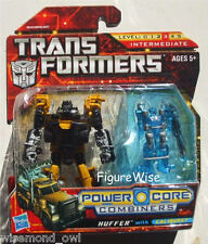 TransFormers POWER CORE Combiners Autobot HUFFER action figure, New