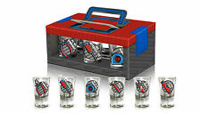 "Set of 6 Shot Glasses  ""For Mechanics"" Dla Mechanikow POLISH VERSION 35ml"