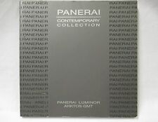 OFFICINE PANERAI Luminor Arktos GMT Watch Instructions and Product History Book
