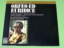Gluck - Neumann Bumbry Rothenberger Pütz - Orfeo ed Euridice - EMI LP