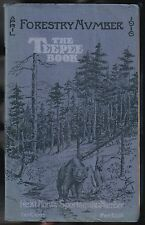 THE TEEPEE BOOK Forestry Number / April 1916 / Magazine of Indians & The West