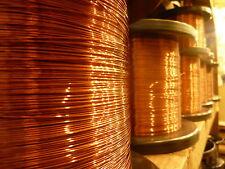 0.40 mm-cuivre émaillé, aimant fil, 1 mètre de longueur