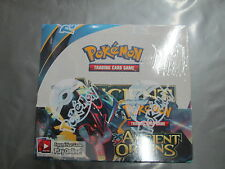 POKEMON XY7 ANCIENT ORIGINS BOOSTER SEALED BOX