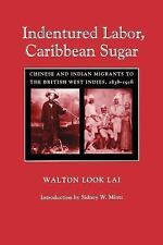 Indentured Labor, Caribbean Sugar : Chinese and Indian Migrants to the...