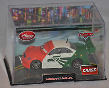 NEW! Disney Store PIXAR Cars 2 Memo Rojas Jr Diecast Car (W/Case) CHASE Chaser