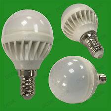 6x 5W E14 Instant On LED 6500K Daylight White Mini Globe SES Light Bulb Lamp