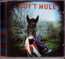"GOV`T MULE ""Same"" 12 Track CD"