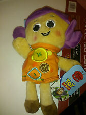 "Toy Story 3 DOLLY PLUSH Doll 8"" HTF Mini Bean Bag Figure Disney Store Pixar"