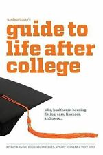 Gradspot.com's Guide to Life After College, Hoen, Tory, Klein, David, Schultz, S