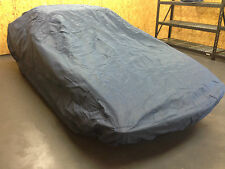 Triumph STAG Soft Fleece Indoor Car Cover BLUE Breathable Dust Proof