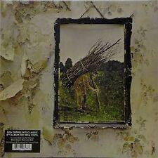 LED ZEPPELIN 'LED ZEPPELIN IV' BRAND NEW SEALED RE-ISSUE LP ON 180 GRAM VINYL